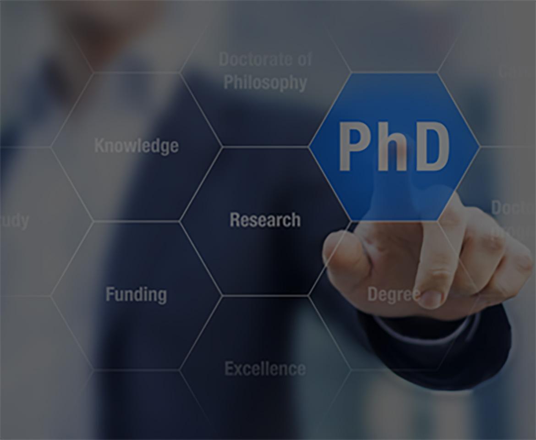 Ph.D image